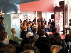 rencontre avec Dany Lafferrière - Printemps du Livre 2012
