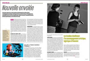 Les Affiches de Grenoble et du Dauphiné du 20 avril